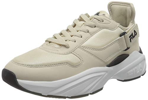 FILA Damen Dynamico low wmn Sneaker, Sand, 39 EU