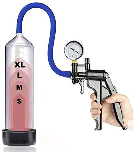 WXHHH Pennis la Pompe à Vide Hommes Manuel élargissement Fonctionnement de la Pompe agrandisseurs Pennis Joint de la Pompe Manches