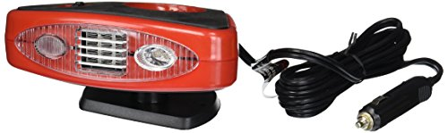RV Camper 12 Volt Auto Heater Defroster with LED...
