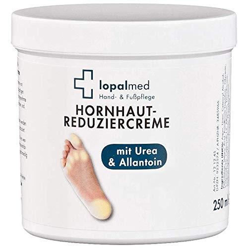Lopalmed Hornhaut - Reduziercreme 250 ml