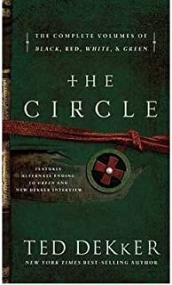 The Circle: The Complete Volumes of Black, Red, White, & Green (The Circle Series) (Hardback) - Common