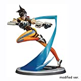 Overwatch: Tracer Figure Statuen