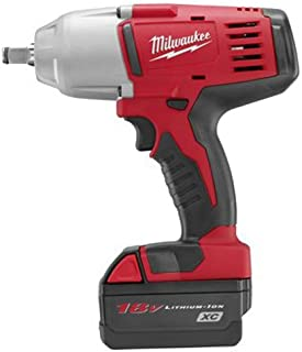 milwaukee impact wrench home depot