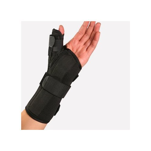 Therapist's Choice® Wrist Brace with Spica Thumb Support, Universal Size (Left)