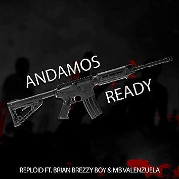 Andamos Ready (feat. Brian Brezzy Boy, Mb Valenzuela)