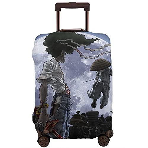 Afro Samurai Travel Maleta Protector Único Lavable Lindo e Interesante Reconocimiento Elástico