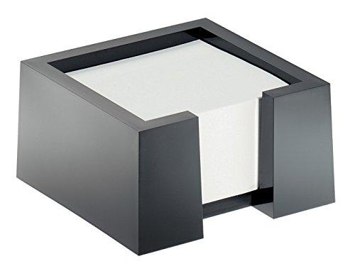 Durable 772401 Zettelkasten Cubo, 1 Stück schwarz