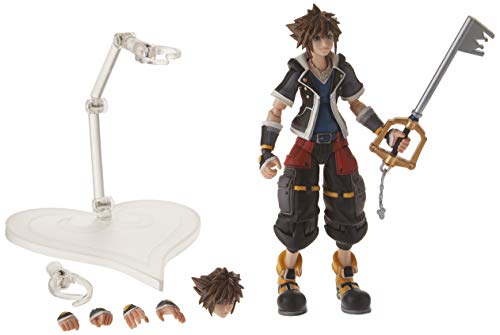 Square Enix Kingdom Hearts 3: Sora (2Nd Form) Bring Arts Action Figure