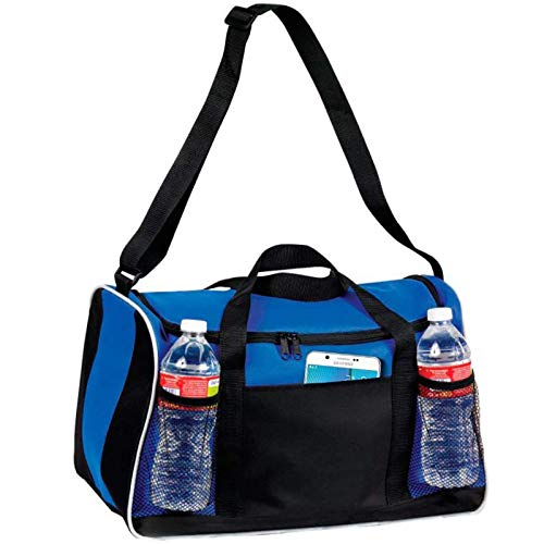 Duffle Bag, 17' BuyAgain Small Travel Carry On Sport Duffel Gym Bag.