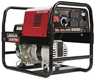 Engine Driven Welder, Bulldog 5500