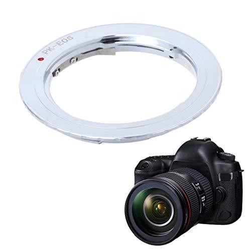 ESden PK-EOS - Anillo adaptador para lente Pentax Phoenix PK a Canon...