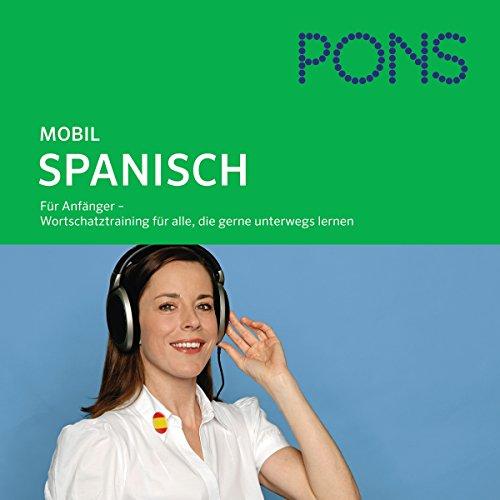 PONS mobil Wortschatztraining Spanisch Titelbild