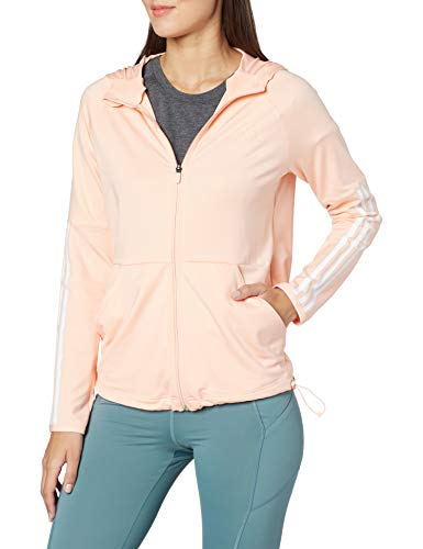 adidas Damen Trainingsjacke rosa L