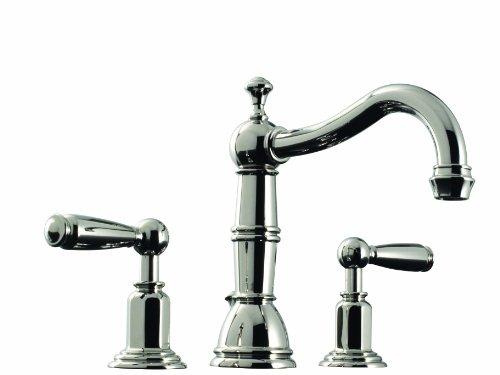 Santec Vantage Collection Widespread Lavatory Faucet - 2920EY20