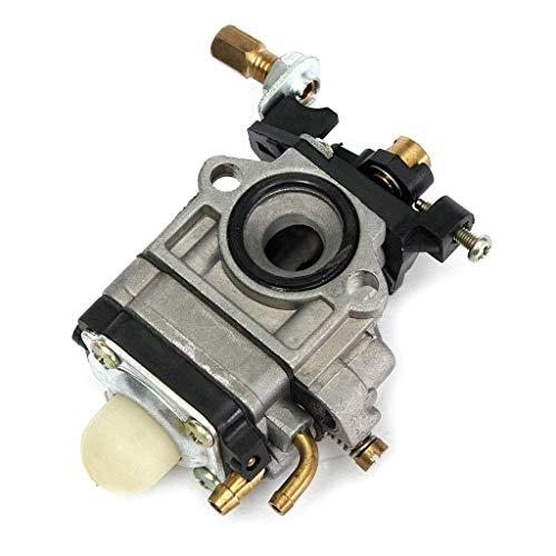 BLTR Carburador Carb Strimmer Cortasetos desbrozadora Motosierra 43cc 47cc 49cc, carburador de la Motosierra Cortasetos reemplazo de la tubería de Combustible Kit de la Manguera De Confianza