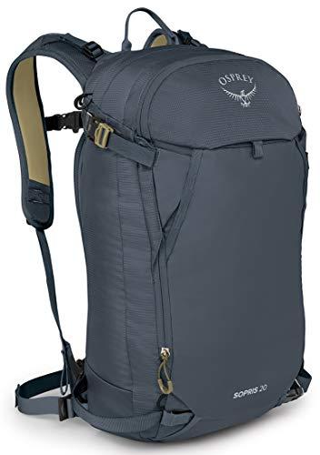 Osprey Sopris 20 Women's Ski Backpack, Tungsten Grey, One Size
