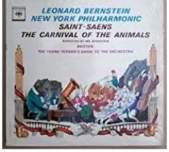 Saint-Saens: The Carnival of the Animals / Britten: The Young Person's Guide to the Orchestra