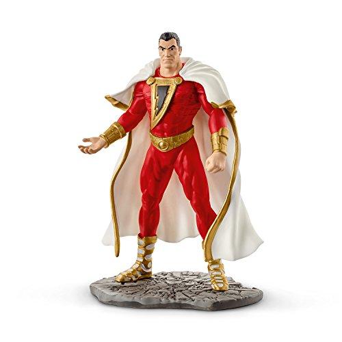 Schleich DC Comics - Figura Superhéroe Shazam, 18,5 cm