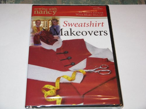 Sewing with Nancy - Sweatshirt Makeovers