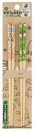 My Neighbor Totoro Design Japanese Bamboo Chopsticks by Totoro