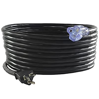 Conntek NEMA 5-20 Outdoor Extension Cords, 20 Amps 125 Volts