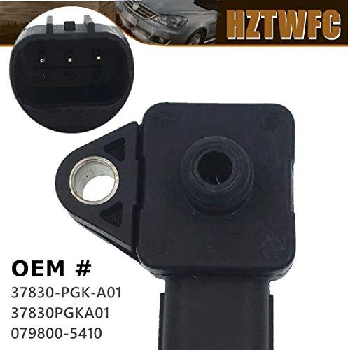 HZTWFC MAP-sensor 37830-PGK-A01 37830PGKA01 079800-5410 Compatibel voor Honda Acura Accord Civic CR-V Odyssey Pilot RSX MDX TSX TL