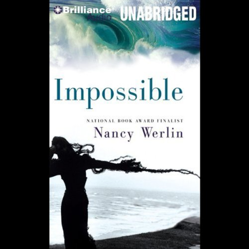 Impossible audiobook cover art
