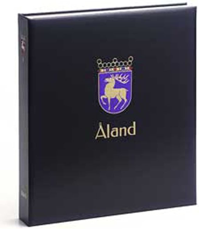 DAVO 1331 Luxe stamp album Aland I 1984-2006