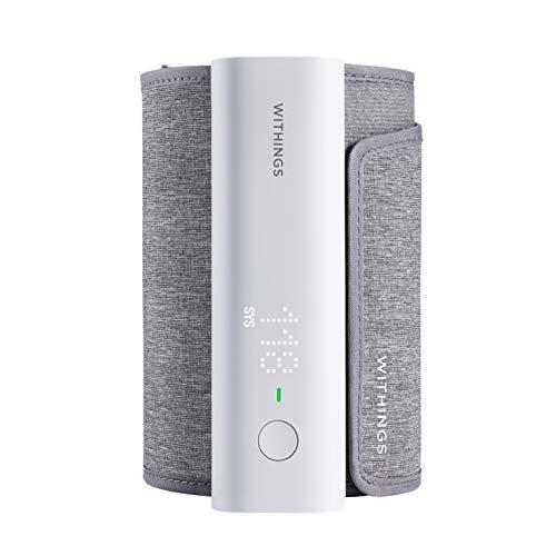 Withings BPM Connect - Tensiomètre Bras Électronique, Connexion Wi-Fi et Bluetooth pour...