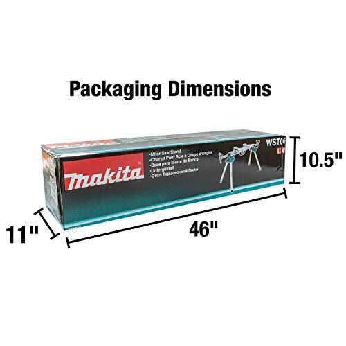 Makita Untergestell für Kapp- und Gehrungssägen, DEAWST06 - 7