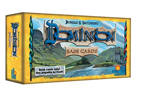 Dominion: Base Cards - Juego de Cartas (Inicial)