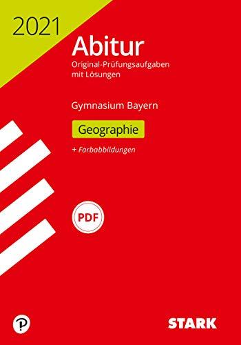 STARK Abiturprüfung Bayern 2021 - Geographie