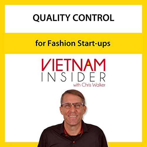Quality Control for Fashion Start-ups Audiobook By Chris Walker cover art