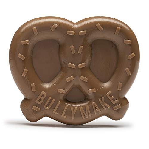 BULLYMAKE - Pretzel - Nylon Chew Toy - Made in USA - for Aggressive Chewers