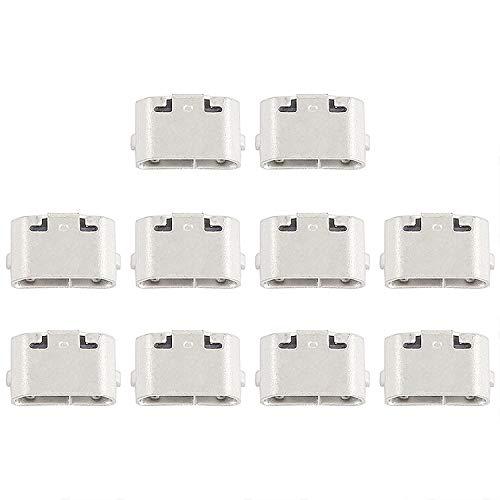 RANJINPAT RAJÍN Conector de Puerto de Carga de 10 PCS for Meizu MX3