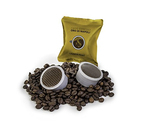 LaCompatibile LAVAZZA ESPRESSO POINT(R) - 400 Cápsulas compatibles Café Oro di Napoli