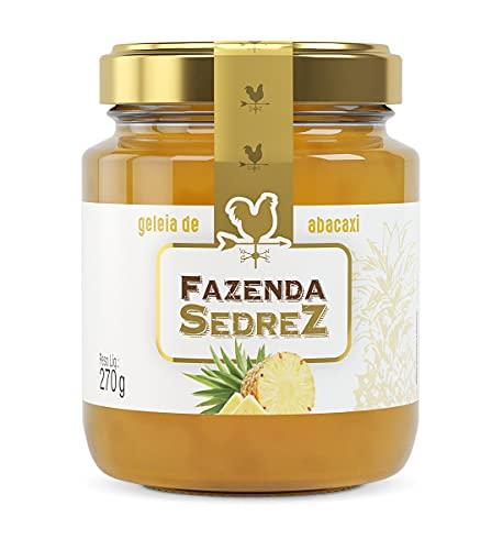 Geleia de Abacaxi 270g Fazenda Sedrez