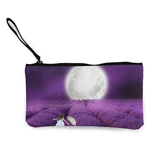 Architd Fantasy Moon Girl Lavender Field Nature Star -