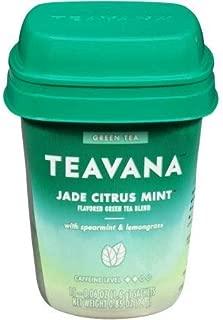 Teavana Jade Citrus Mint Flavored Green Tea, 15 Sachets