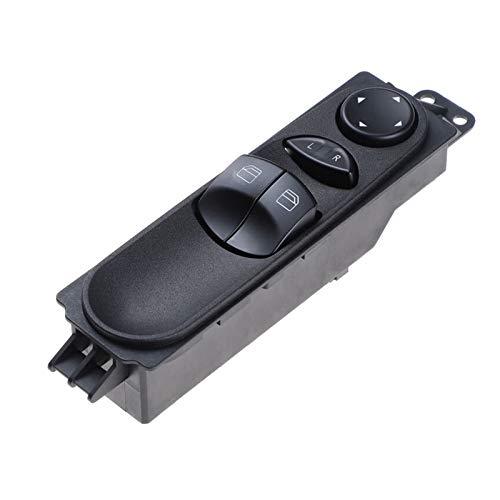KCSAC Maestro interruptor del elevalunas eléctrico delantero izquierdo del interruptor eléctrico la energía del coche de la ventana de Control de elevación del botón en forma for Mercedes Sprinter W90