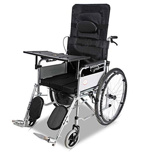 HDGZ Swift Folding Self-Propelled Wheelchair 46 cm
