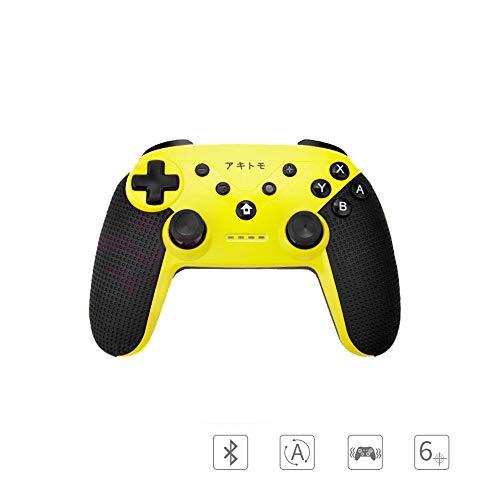Manette de jeu sans fil 2,4 G, compatible avec la fonction NFC Gyroscope à 6 axes, double vibration, convient pour commutateur, Switchlite, ordinateur, TV