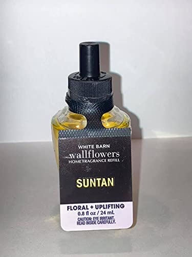 Wallflowers Bath Body Works Fragrance Refill Bulb Suntan
