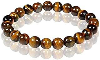 The Bling Stores Certified Tiger Eye Stone For Will Power, Courage Strength and Protection This is also known as Crystal H...