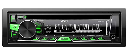 JVC R469E Car Radio CD Autoradio Radio - 4x50Watt MP3 USB