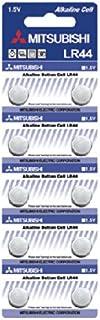 三菱 MITSUBISHI ボタン電池 10個入り 1シート LR44