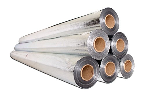 1000 sqft of Super Shield Reflective Radiant flooring