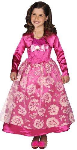 Mattel - E308-001 - Déguisement - Barbie Princesse et Popstar Boîte - 3 à 5 Ans