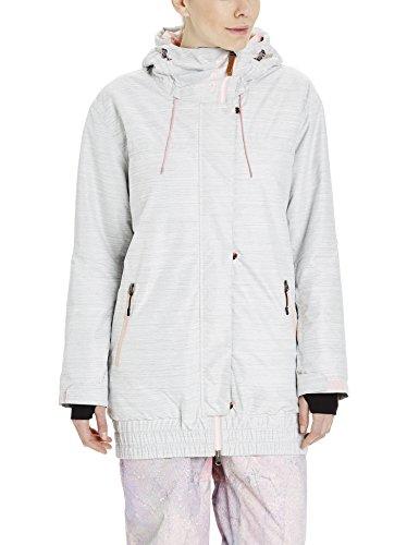 Bench Damen VITVOUS Skijacke, Mid Grey Marl, L