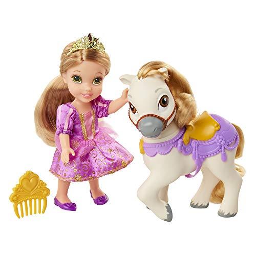 Disney Princess Rapunzel Petite Doll & Pony